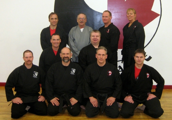 Black Belts - 2007